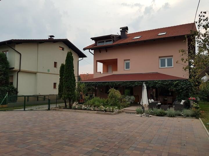 Apartment Zagreb near + Dentist