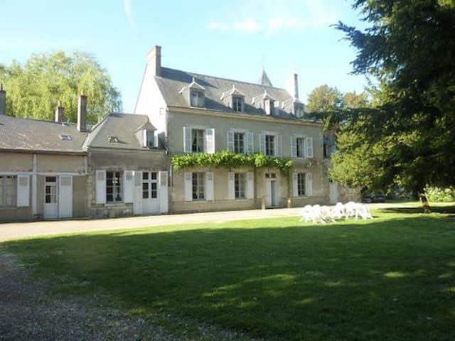 Château de Marchenoir - Marchenoir - Hus