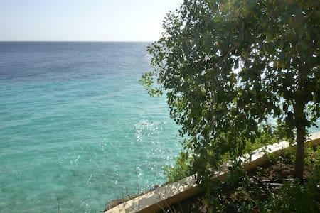 Cas Laman Abou, luxe villa DIRECT AAN ZEE - CW - Villa