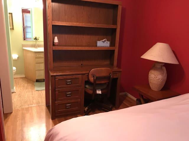 #4 Back bedroom -  full bed