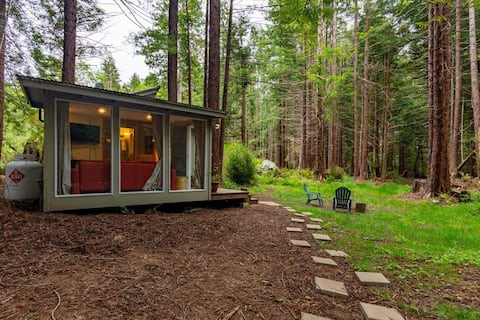 Bungalow in the Redwoods