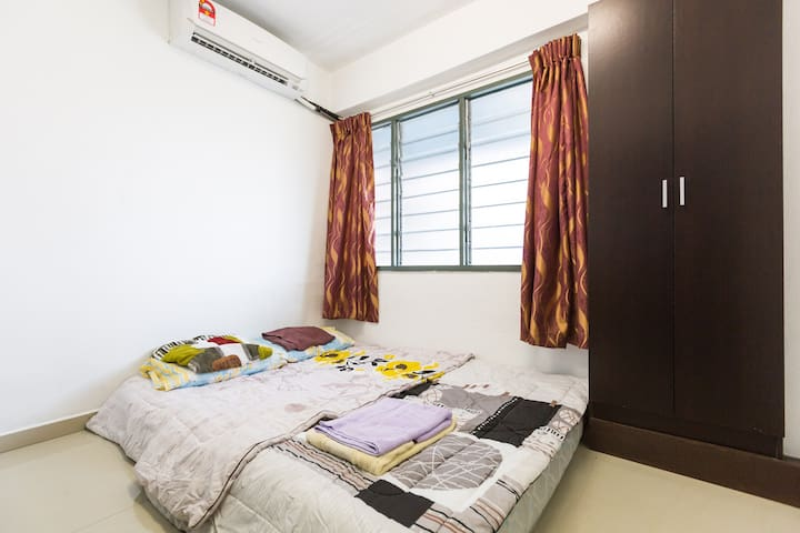 Private room share hse BayanBaru Pg - Bayan Lepas - Apartment