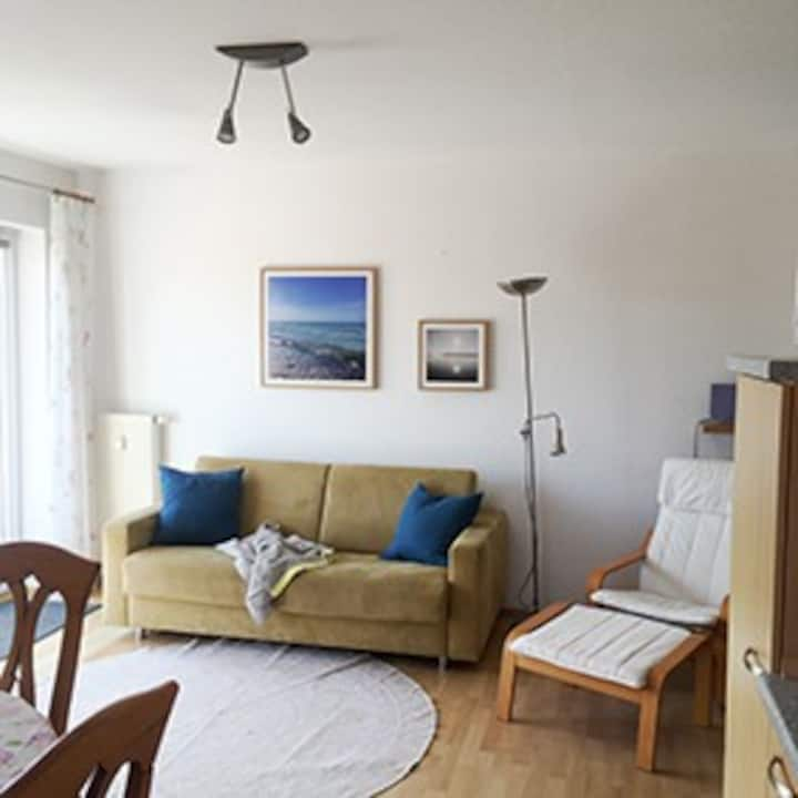 Meerblick Apartment 9 im Kurhaus Rerik