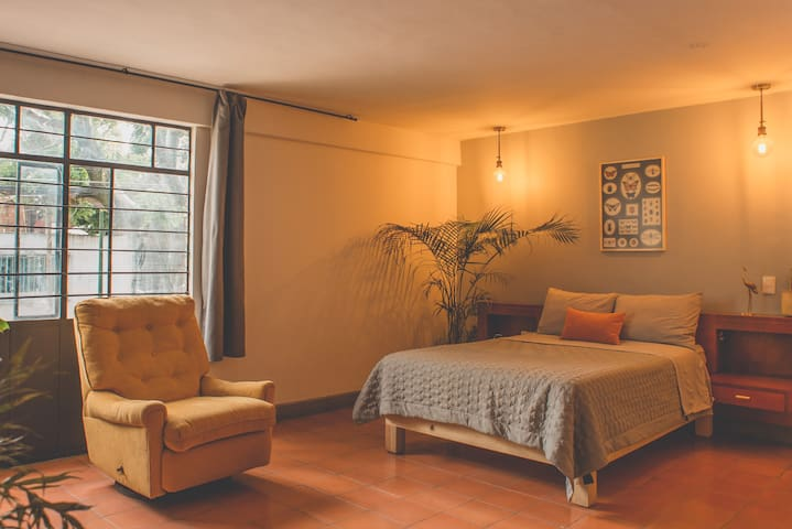 Casa boutique Pavón -bedroom 6- private bathroom