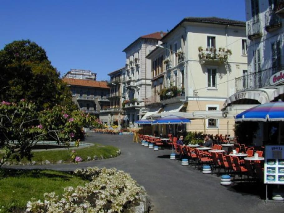 Piazza di Pallanza