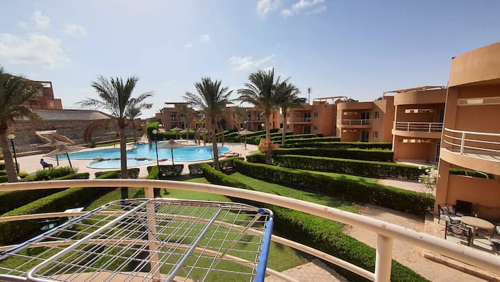 Relaxing environment 90 minutes from Cairo