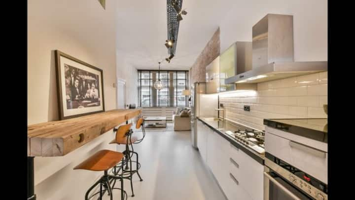 *Lovely Modern and Luxury Apartment Amsterdam*