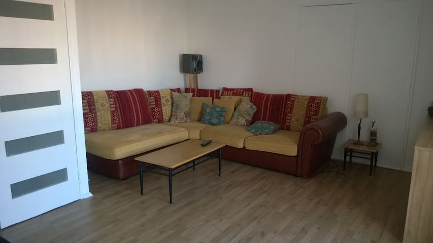 Practical flat close to the centre - La Courneuve - Pis