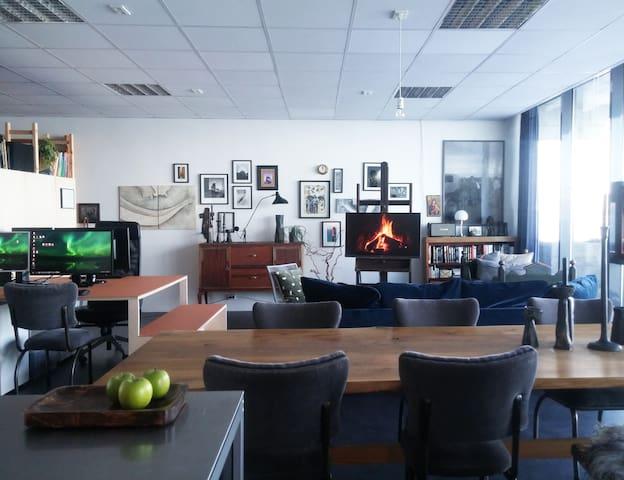 Ocean Loft apartment midtown