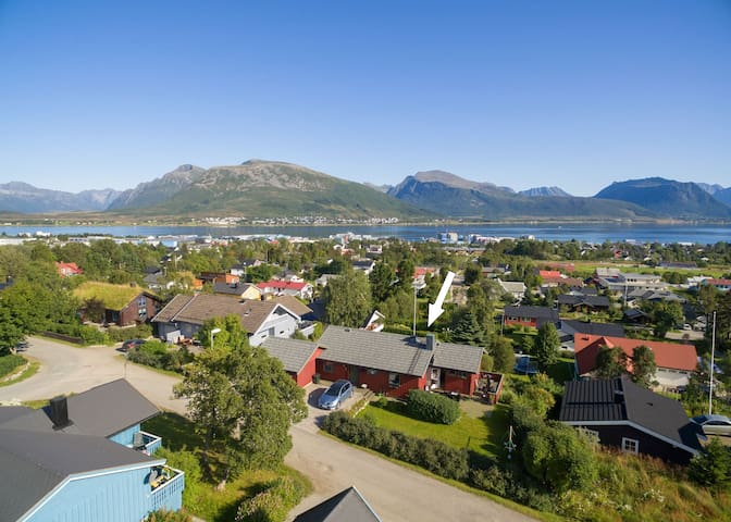 Central location, perfect for exploring Vesterålen - Sortland