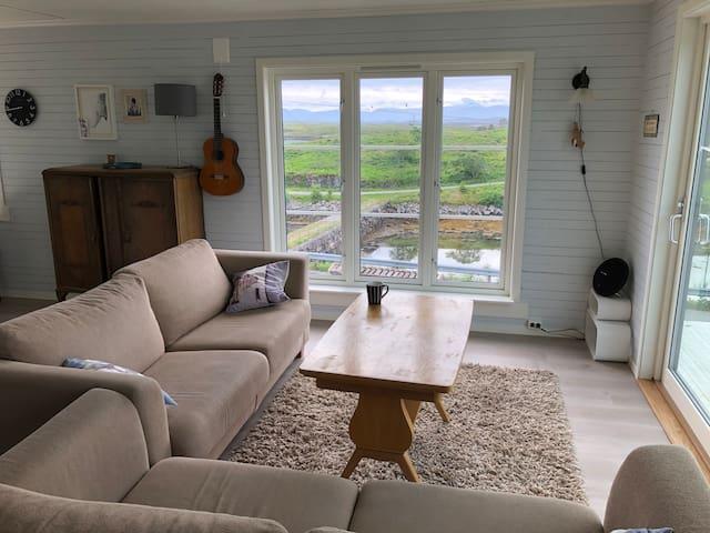 Feriehus på Helgelandskysten, Brasøy