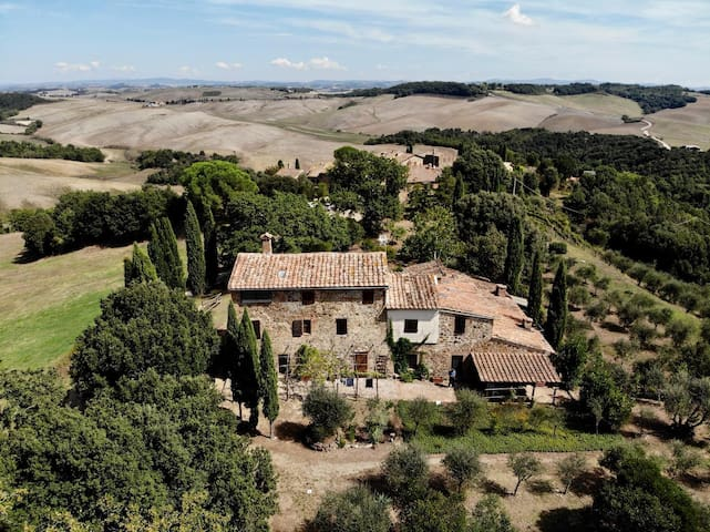 Casaalta - Verde -  con piscina zona Siena