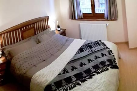 Big double or twin room close to the slopes! - Canillo - Lägenhet