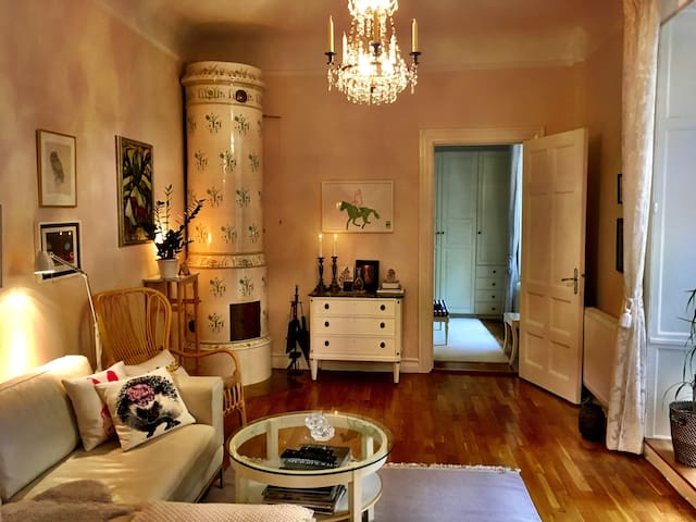2 room apartment in Östermalm