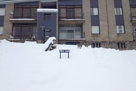On-snow Accommodation - Chez Jean Apartment 4