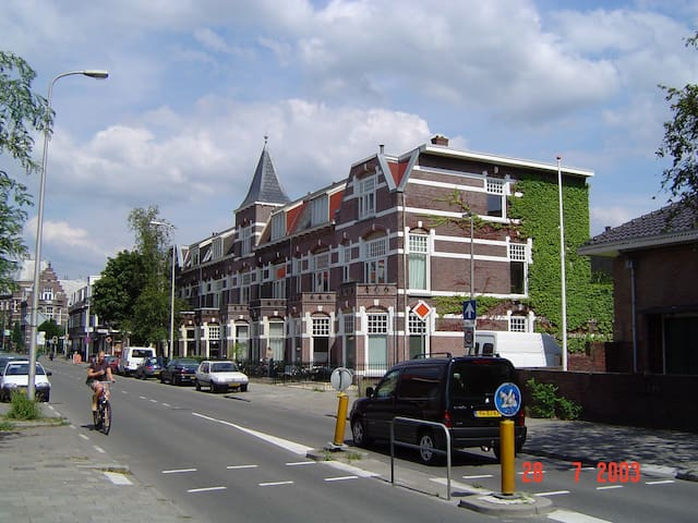 Topclass appartment hotspot Utrecht - Utrecht - House