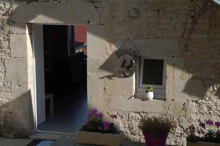 Le Pigeonnier gîte proche de Verdun - Belleray - Wohnung