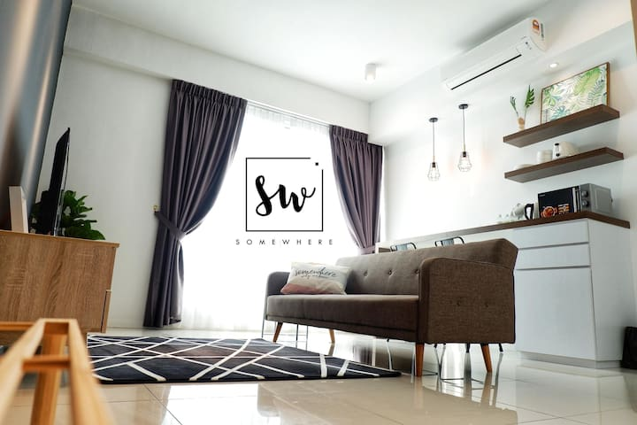 [SW1] Kota Kinabalu 沙巴亚庇市中心 코타키나발루 Sutera Avenue