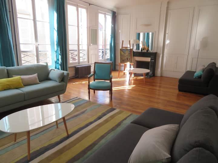 appartement familial en cœur de ville de Chartres