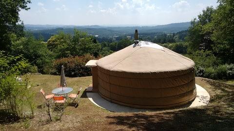 Daytime Yurt