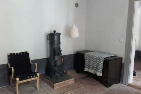 Ferienwohnung mit Ofen in Stralsund