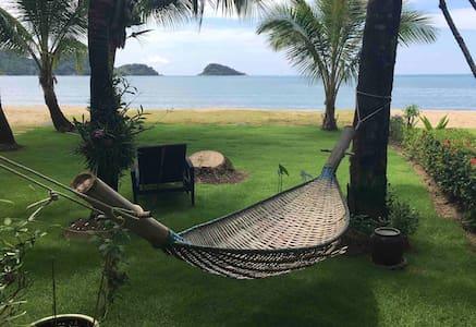 Absolute Romantic Beachfront Villa