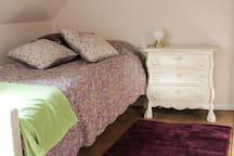 """Einzelbettzimmer """"Spatzennest"""" im OG"""