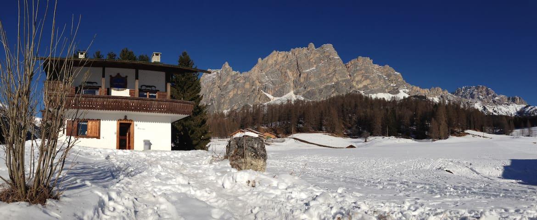 a wonderful place - Cortina d'Ampezzo - Villa