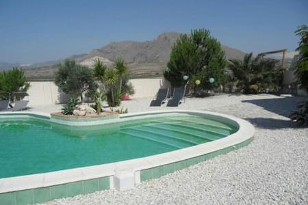 WAANZINNIGE B&B OP TOPLOCATIE !!! - Alicante - Bed & Breakfast