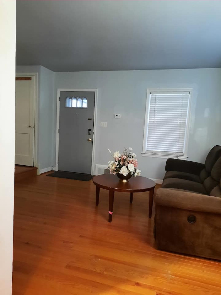 Newly Renovated Spacious Semi-Detached Home