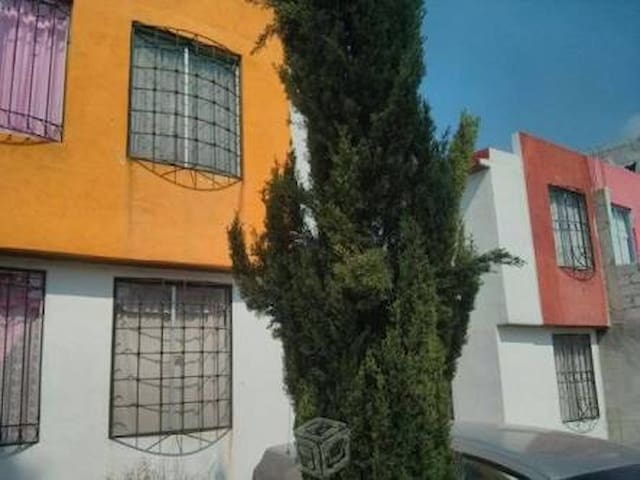 Casa muy segura!