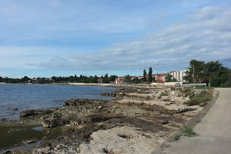 NICE APARTMENT NEAR THE SEA AND PINE WOOD - Bašanija