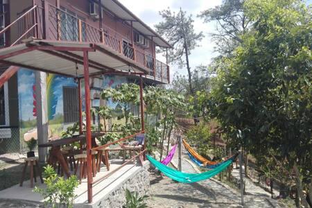 El Piquito Habitación #2 Doble Máx 4 personas.