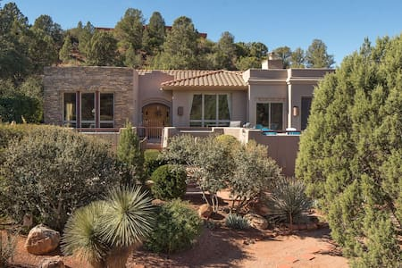 Luxury Home with Private Pool and Spectacular Red Rock Views!! - Cypress S077
