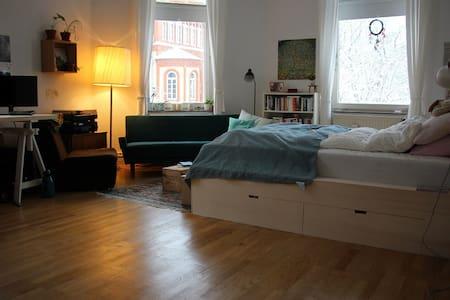 Helles Altbauzimmer in Oststadt - Hildesheim - Apartment
