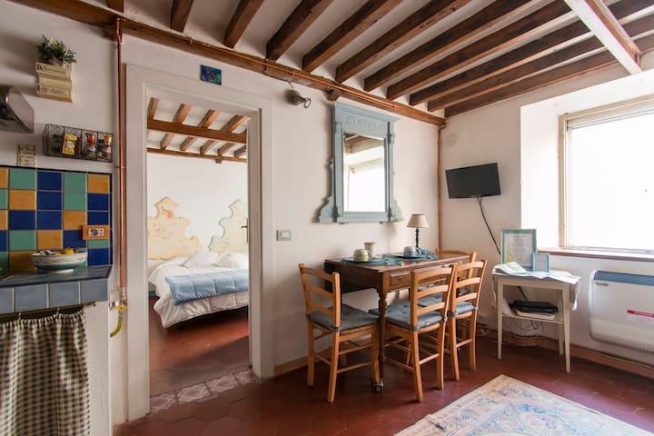 Appartamento PETALODORO in piazza Duomo 2+ bambino
