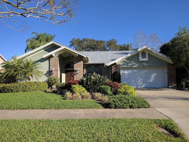 Palm Paradise - Palm Harbor - House