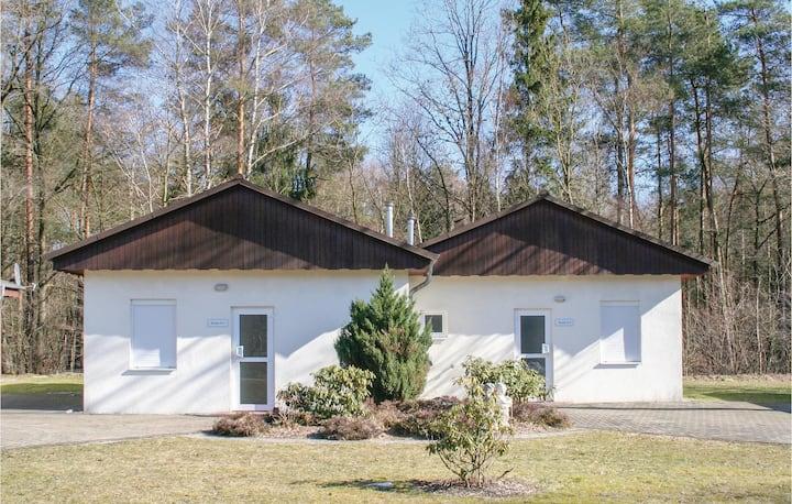 Beautiful home in Faßberg/Heidesee with 1 Bedrooms