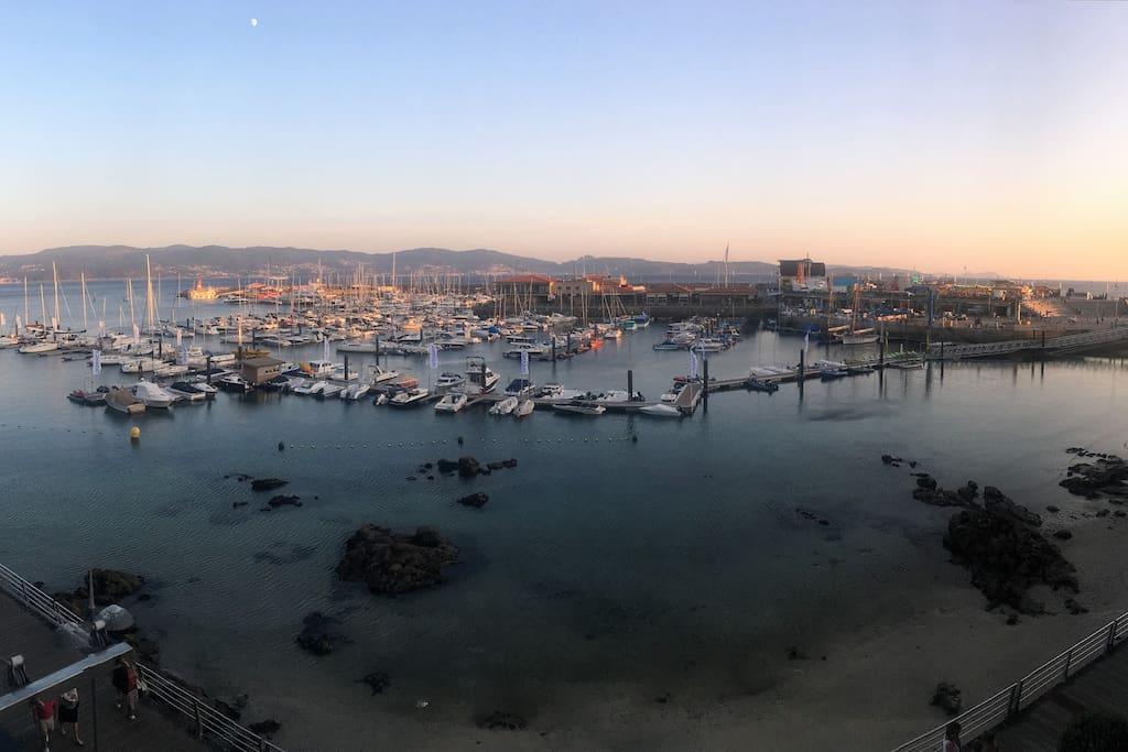Apartamento en primera linea de playa sanxenxo apartamentos en alquiler en sanxenxo galicia - Alquiler de apartamentos en galicia ...