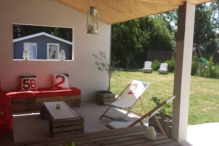 """Maison """"ambiance vacances"""" - Saint-Laurent-de-la-Prée - Dům"""