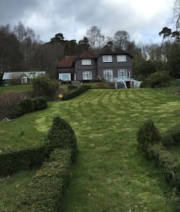 A  country house with  large garden - Broad Oak - Dom