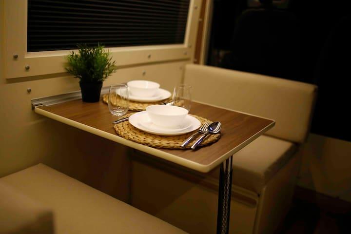 Rent A Caravan In Istanbul - Kiralık Karavan