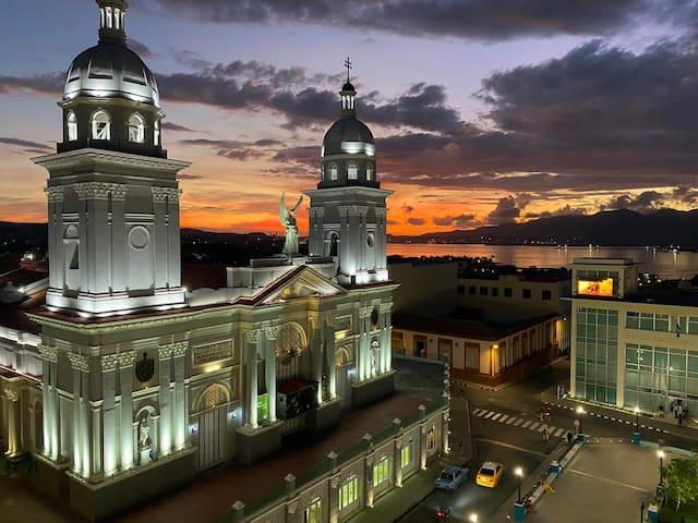 Excelente casa en el centro de Santiago de cuba