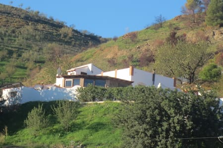 Lovely Cortigo, mountain views but close to beach - Castell de Ferro - Villa