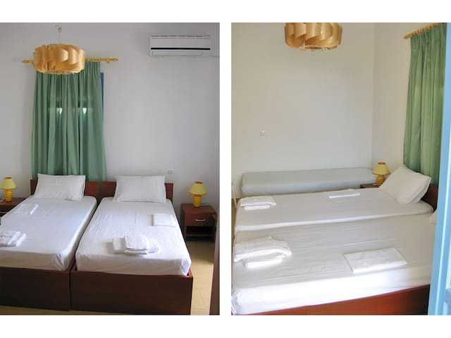 1st floor; bedroom 4 • Premier étage; la chambre 4 • Primo piano; la camera 4 • 1ος όροφος; υπνοδωμάτιο 4