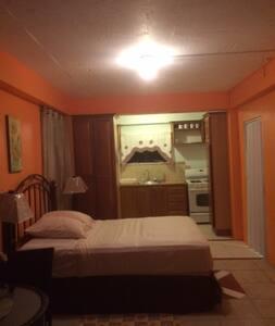 Restorations Tobago-Studio - Bon Accord - Loft