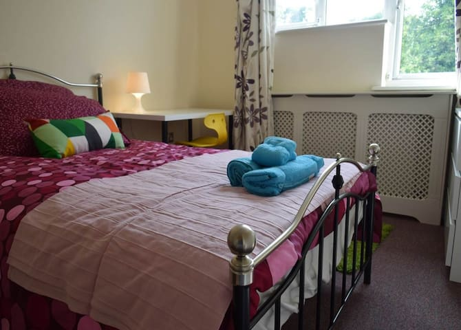 Bedroom 5 mins from Central Line (6) - Woodford - House