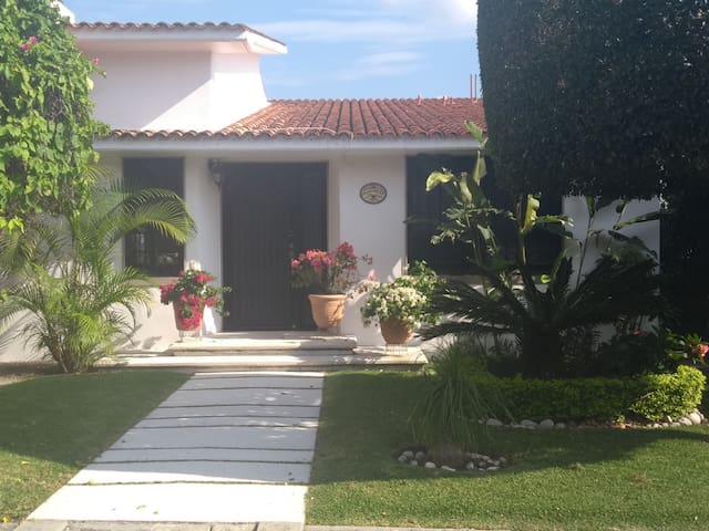 Casa para relajarte en el mejor lugar de Morelos