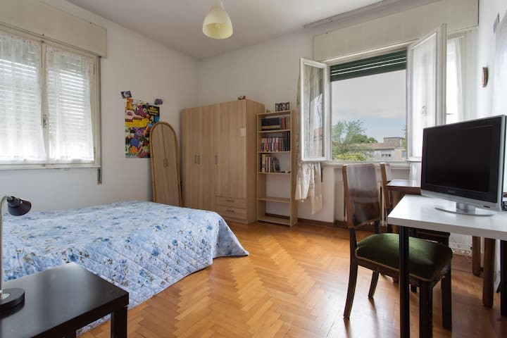 Bright room close to the station - Padova - Apartment