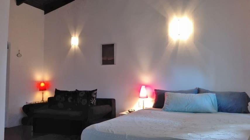 Casa Blanca Suite, WIFI, w/water, Terrace, Garden - Las Galeras - บ้าน